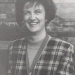 Photograph of Anne Saunders