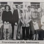 Photograph of Jimmy Orr and the Prizewinners