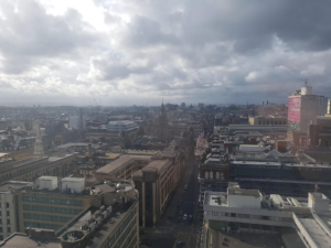 View of Glasgow's City Centre