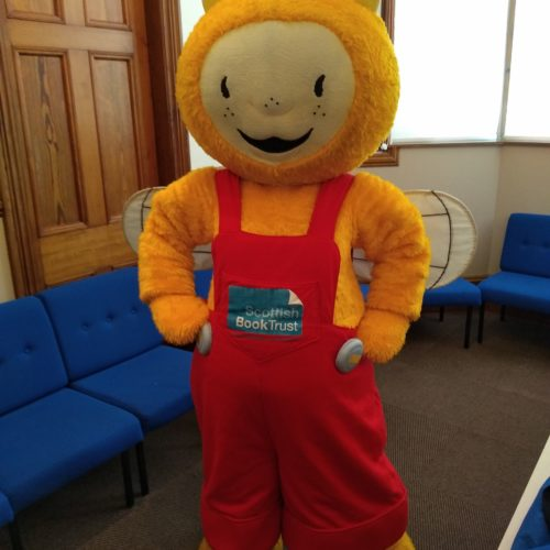 Fraserburgh Library - Bookbug visit - Abdnshire