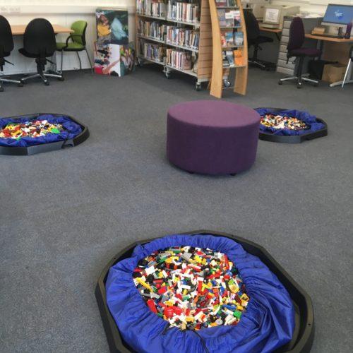 Inverurie Library Lego Club - Aberdeenshire
