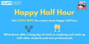 Happy Half Hour event link